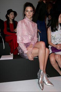 Kendall Jenner #ParisFashionWeek