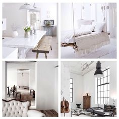Interior. Inspiration. White. Wood. Style. Home.