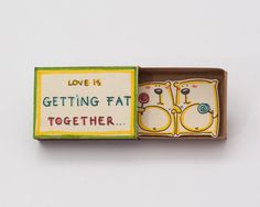 This listing is for one matchbox. This is a great alternative to a Valentine/Anniversary card. Surprise your loved ones with a cute private message or