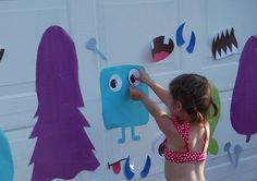 """Photo 1 of 25: monsters inc / Birthday """"we scare because we care!"""" 