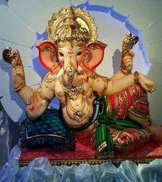 May Lord Ganesh bring you good luck and prosperity! Happy Vinayaka Chaturthi. Detail Visit : www.ganaraya.in