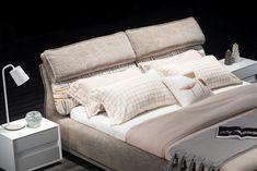 Rocka Møbler | Stoff seng Maya