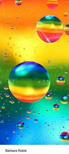 Rainbow Colours!