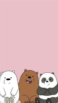 Cute Panda Wallpaper, Cartoon Wallpaper Iphone, Bear Wallpaper, Cute Patterns Wallpaper, Cute Disney Wallpaper, Kawaii Wallpaper, Galaxy Wallpaper, We Bare Bears Wallpapers, Panda Wallpapers