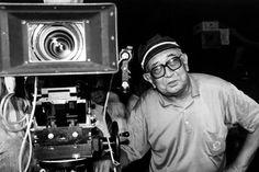 Akira Kurosawa. Photographer unknown.