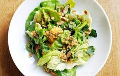 Coronation chicken salad - Tom Aikens Coronation Chicken Recipe, Queen Elizabeth 2, Tom Aikens, Great British Chefs, Pub Food, Chicken Salad Recipes, Chicken Meals, Roast Chicken, Summer Recipes