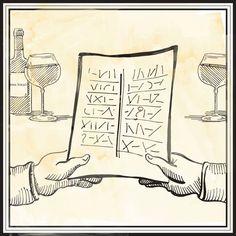Più l'occasione è importante, più la scelta del #vino è difficile e la carta incomprensibile.  Un suggerimento? Scegliete Tollo, non sbaglierete.