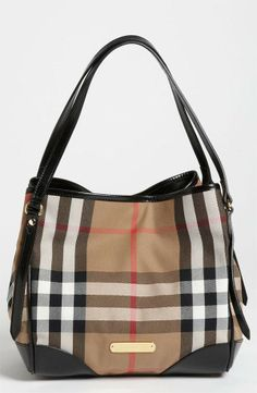 Nordstrom  Burberry Canterbury - Small House Check Over Shoulder Tote