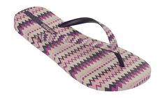 iPANEMA Premium Jazz Ladies Flip Flop Purple