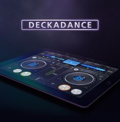 Deckadance UI | by Artua