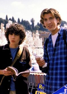 The Lizzie McGuire Movie. I loved this flick. It made me all tingly and excited inside when she sings & kisses Gordo