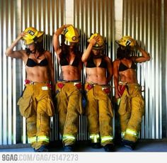 Awesome fire departments 2013 calendar