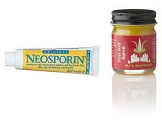 The Classic: Neosporin/Triple Anti-Biotic Ointment