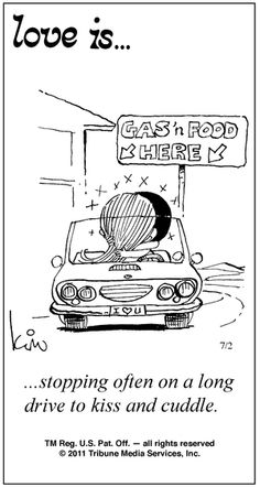 Road trip benefits :)