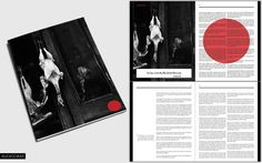 Layout and design for short stories collection. Black and red work so well :-) audiograf.net