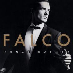 "Falco,  ""Junge Roemer"" album."