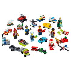 Best Christmas Toys, Christmas Tree And Santa, Christmas Scenes, Lego For Kids, All Lego, Lego City Toys, Lego Advent Calendar, Nevada, Cool Gifts For Kids