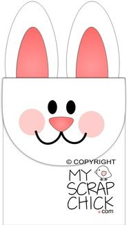 Bunny Treat Holder: click to enlarge