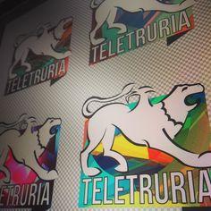 #novedades #logo #id #teletruria #genial #vamos #lindo #colores