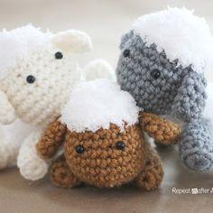 Amigurumi: Farm Animals on Pinterest Crochet Cow ...
