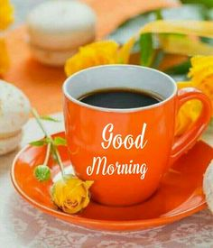 Beautiful good morning images with flowers Good Morning Happy Weekend, Good Morning Coffee Gif, Good Morning Massage, Good Morning Post, Morning Thoughts, Good Morning Sunshine, Good Morning Picture, Morning Pictures, Good Morning Images