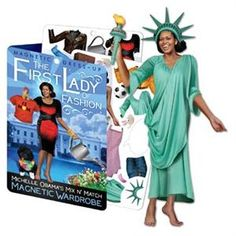 First Lady Dress Up! Available at shop.wolfsonian.org