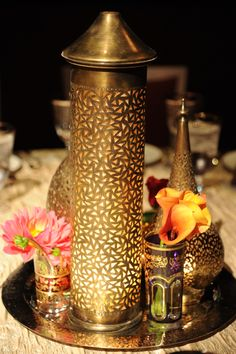 Moroccan themed party at the El Rey Theatre in Los Angeles by Mulberry Row