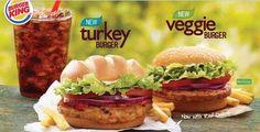 Burger King: Veggie burger | 16 Fast Food Menu Items You Should Actually Be Ordering