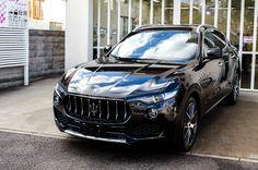 Maserati Levante マセラティ レバンテ GENESISコーティング
