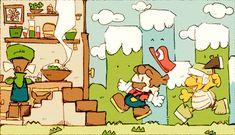 Mario wants to go home. by by on DeviantArt Mario And Luigi, Mario Bros, Mario Comics, Super Mario Art, Paper Mario, Boys Life, Mario Brothers, Colour Pallete, Best Games
