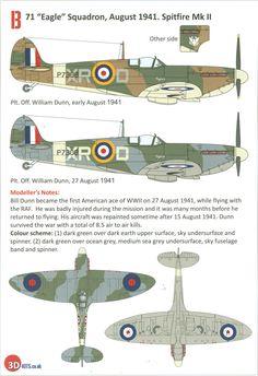 1936-48 Supermarine Spitfire. RAF - Fighter - photo-reconnaissance. Engine…