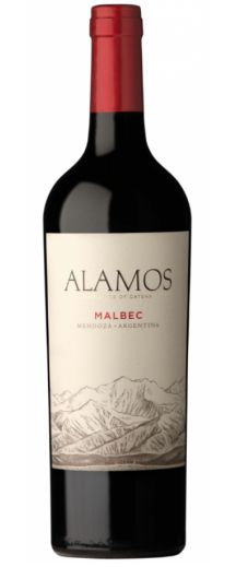 Alamos Malbec 2016 LE8195 I received this wine in a Christmas wine chain.