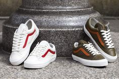 Vault by Vans OG Style 36 LX SS'15 Collection | Now Available | Footpatrol