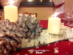 Fantasia Romantica by Francesca Peruzzini for Cena aziendale Natale ♥  Events in Florence, Italy