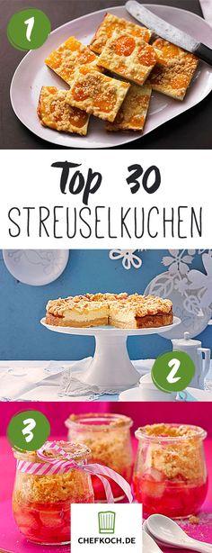 Streuselkuchen – back den Blechkuchen deluxe!