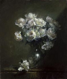 Still Lifes — Gregg Kreutz Art Floral, Oil Painting Flowers, Painting & Drawing, Guache, Art For Art Sake, Art World, Lovers Art, Art Images, Fine Art