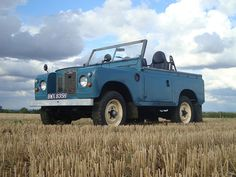 Land Rover 034 by Danesgate, via Flickr