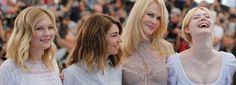 Kirsten Dunst, Sofia Coppola, Nicole Kidman et Elle Fanning présentaient ce mercredi le drame en costume «Les Proies».