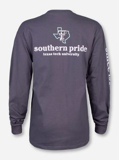 Southern Pride Texas Tech University Long Sleeve - Red Raider Outfitter