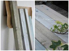 Lankuista pöytä - Koti kaupungin laidalla - CASA Blogit