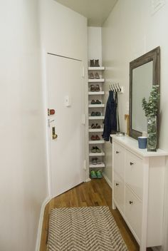 Taylor's Relaxing Transition Entryway — Energize Your Entryway Contest