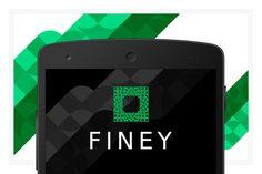 Finey EPS vector logo design by FineOrigins on @creativemarket