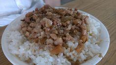 YA!巧合の「魯肉飯」
