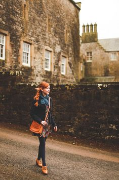 Outfit: Country Manors & British Tweed