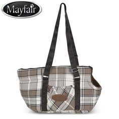 Mayfair Edinburgh pet carrier - toffee, $42.95 Pet Carriers, Toffee, Edinburgh, Plush, Tote Bag, Stylish, Bags, Accessories, Collection