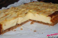 La tarta perfecta compartida desde el blog MIS RECETAS.