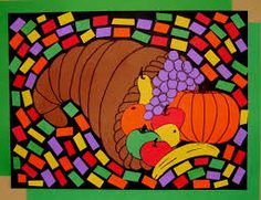cornucopia crafts - Google Search