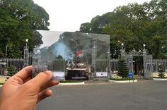 "Vietnam - Looking into past and present  ""Reunification Palace"""