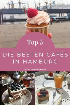 Shelley saved to tipsDer Insider Guide zu Hamburgs Cafés - Cities In Germany, Germany Travel, Hamburg Guide, New York Restaurants, Restaurant Hamburg, Beste Hotels, Hamburg Germany, Munich, Cafe Shop