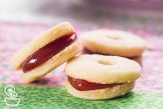 aprenda a fazer esse maravilhoso e super fácil biscoito amanteigado com toque de baunilha
